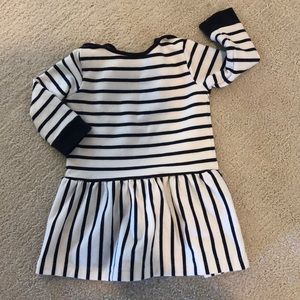 Hanna Andersson Dresses - Hanna Andersson Striped Dress 12-18 months